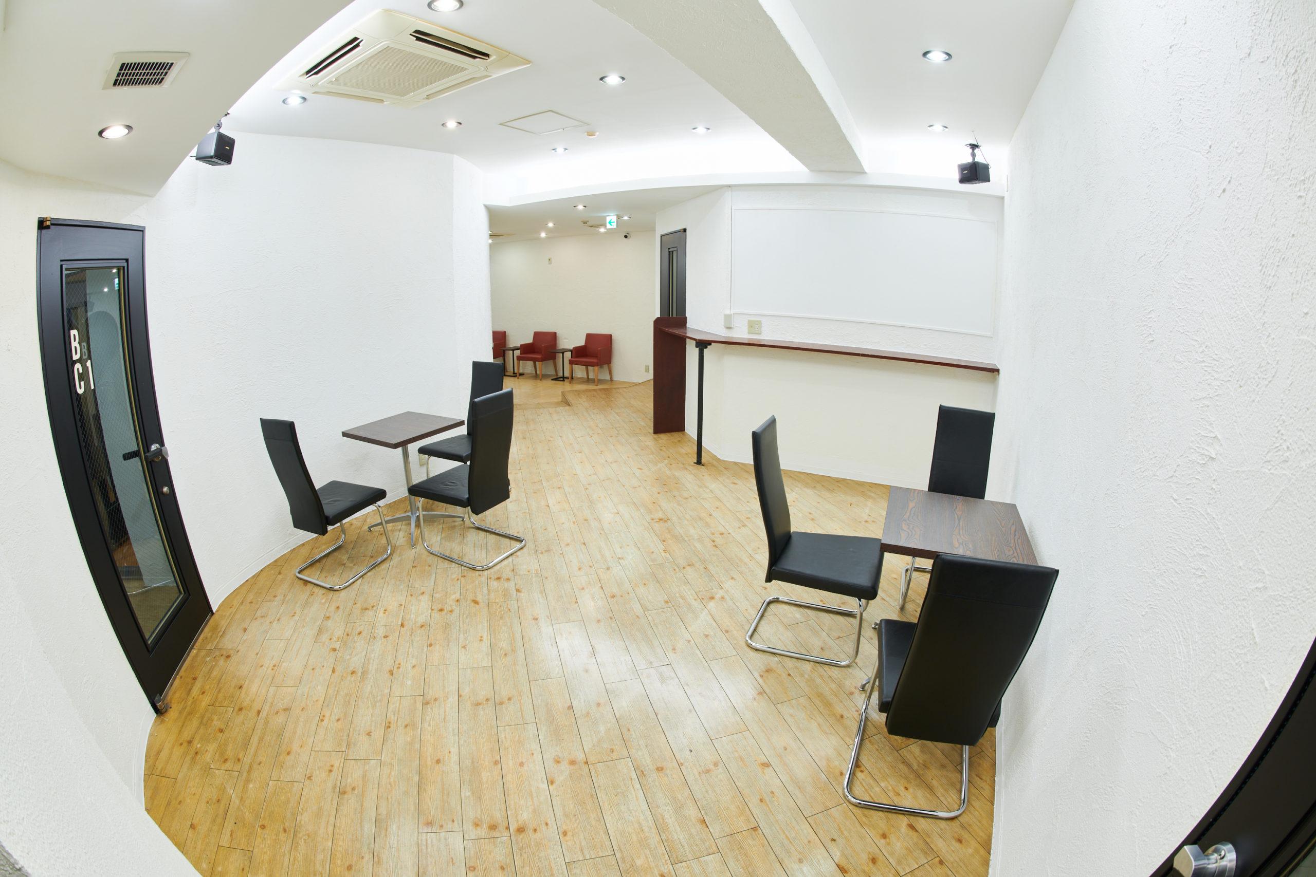東京自由学院学習スペース